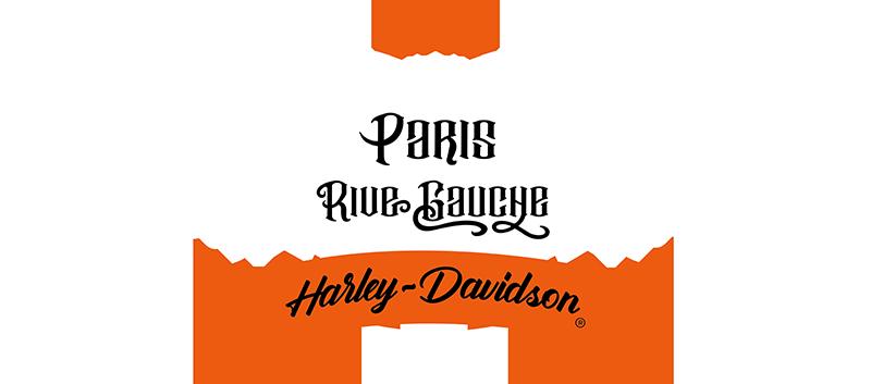 Image du concessionnaire de motos Harley Davidson Paris Rive Gauche